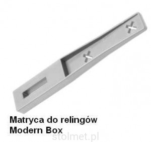 MATRYCA DO RELINGÓW MODERN BOX